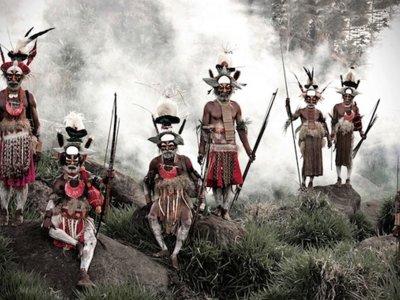 La 29 de las tribus más aisladas del planeta, cortesía de Jimmy Nelson