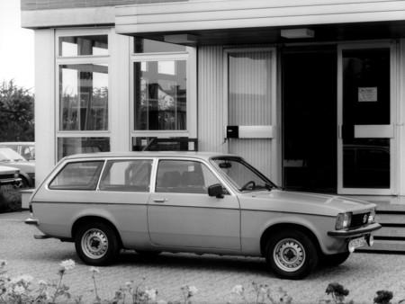 Opel Kadett Caravan 79