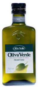 Aceite de Oliva Virgen Extra: Oliva Verde, Frantoio