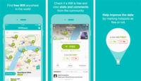 Encuentra puntos WiFi gratuitos cercanos con WiFiMapper