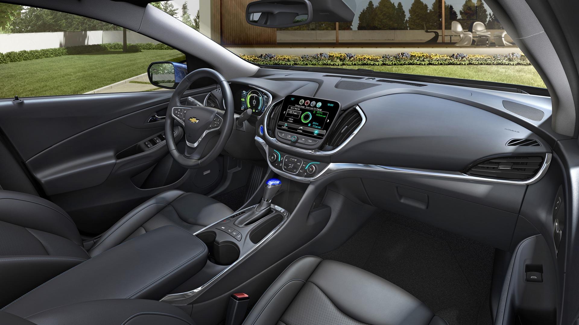Foto de Chevrolet Volt 2016 (18/25)