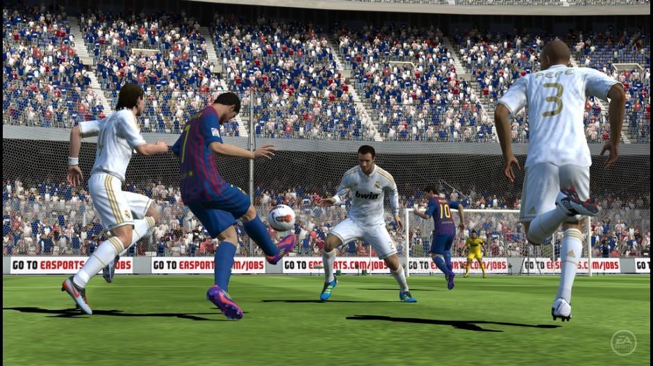 Foto de FIFA 12 para PS Vita (7/8)