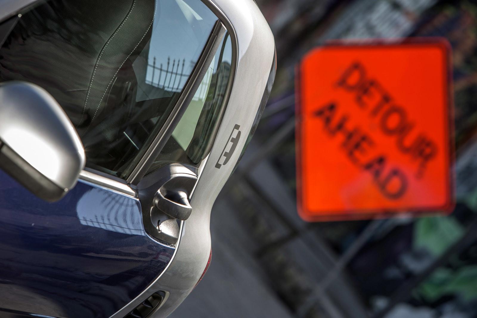 Foto de smart fortwo Electric Drive, toma de contacto (298/313)