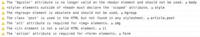 HTML Inspector, define tus propias reglas para validar código HTML