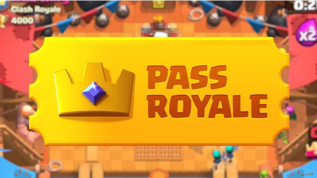 Pass Royale Season 1: así es la fiesta de sorpresas y skins en medio de un tsunami