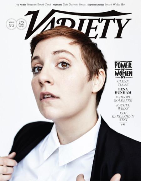 Lena Dunham Variety
