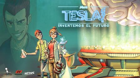 Flipy S Tesla Inventemos El Futuro