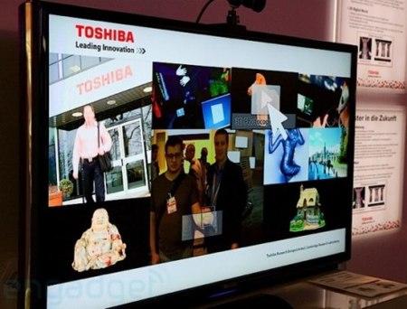 El control del televisor por gestos sigue avanzando
