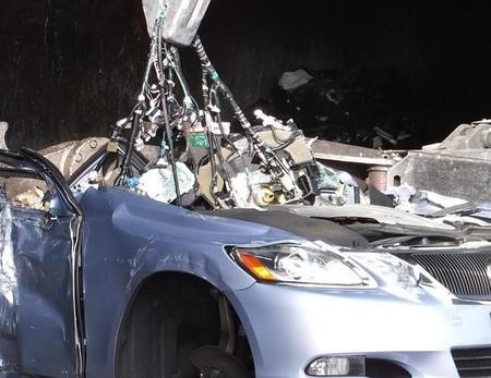 Toyota perfecciona su sistema de reciclaje de cobre en automoción