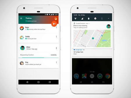 La nueva aplicación de Google comparte tu ubicación en caso de emergencia
