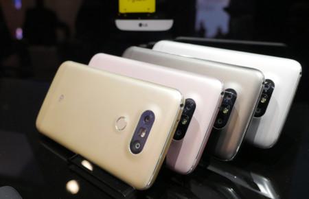 A la espera del LG G5, LG empeora las cifras del primer trimestre respecto a 2015
