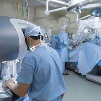 Da Vinci, el robot que realizó las primeras cirugías torácicas en México