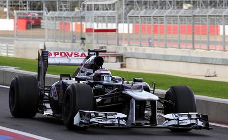 Valtteri Bottas termina las pruebas de Silverstone en primera posición