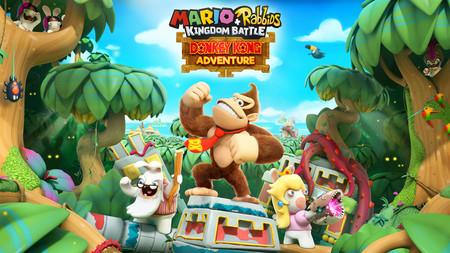 El DLC de Donkey Kong en Mario + Rabbids: Kingdom Battle se exhibe en un tráiler con gameplay