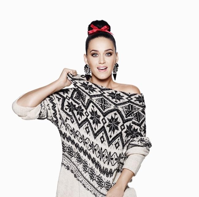 Katy Perry Navidad 2015