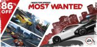 Need for Speed Most Wanted en oferta por navidad
