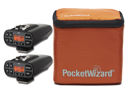Novedades Pocketwizard
