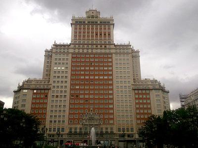 Un Hard Rock Hotel: nueva vida para el Edificio España