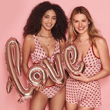 La lencería de la colección especial de San Valentín de Intimissimi y Tezenis nos invita a celebrar el amor de la forma más sensual