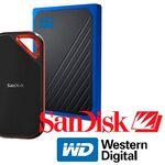 Ofertas en almacenamiento SanDisk y Western Digital: Amazon te deja varios discos duros y tarjetas de memoria a precios ajustados