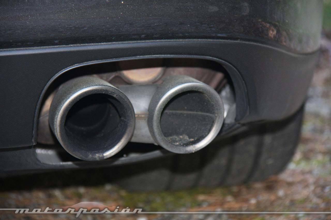 Foto de Porsche Panamera S Hybrid (prueba) (52/94)