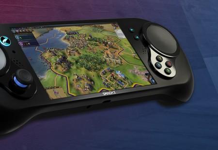Smach Z, el PC de bolsillo, muestra su versatilidad con Age of Empires II, StarCraft II y Civilization VI