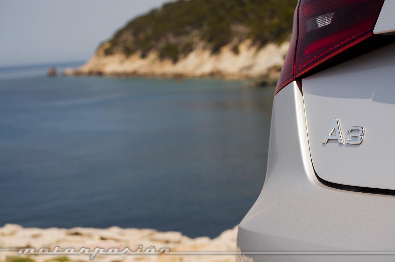 Foto de Audi A3 presentación (24/39)