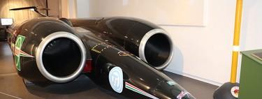 Del Thrust SSC a los 393.044 km/h de la sonda Parker: los vehículos más rápidos hechos por el hombre y sus récord de velocidad