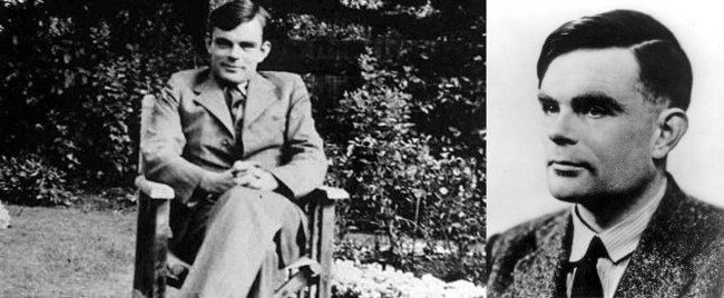 Alan Turing, padre de la informatica moderna