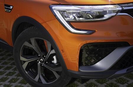 Renault Arkana E Tech 2021 Prueba 064
