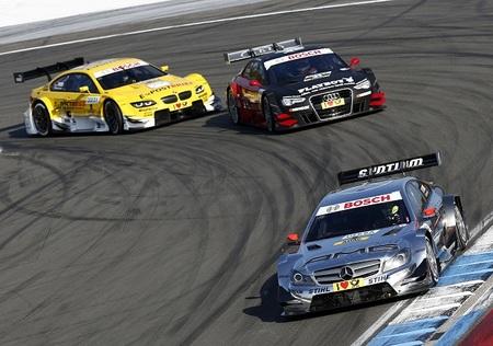 Audi confirma el fichaje de Jamie Green para el DTM 2013