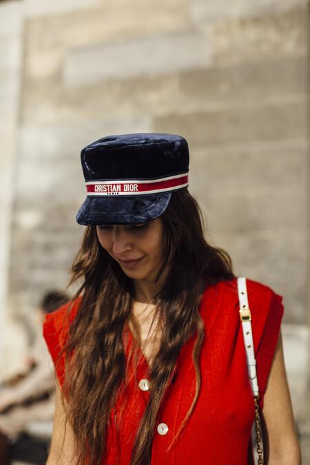 Street Style Paris Sombreros 05