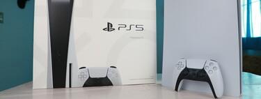 PlayStation 5, la hemos probado: una consola gigante con el DualSense como la gran innovación para la nueva generación