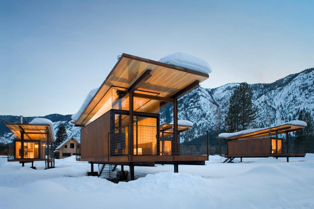 Foto de Cabañas rodantes, reinventando los bungalows (10/17)