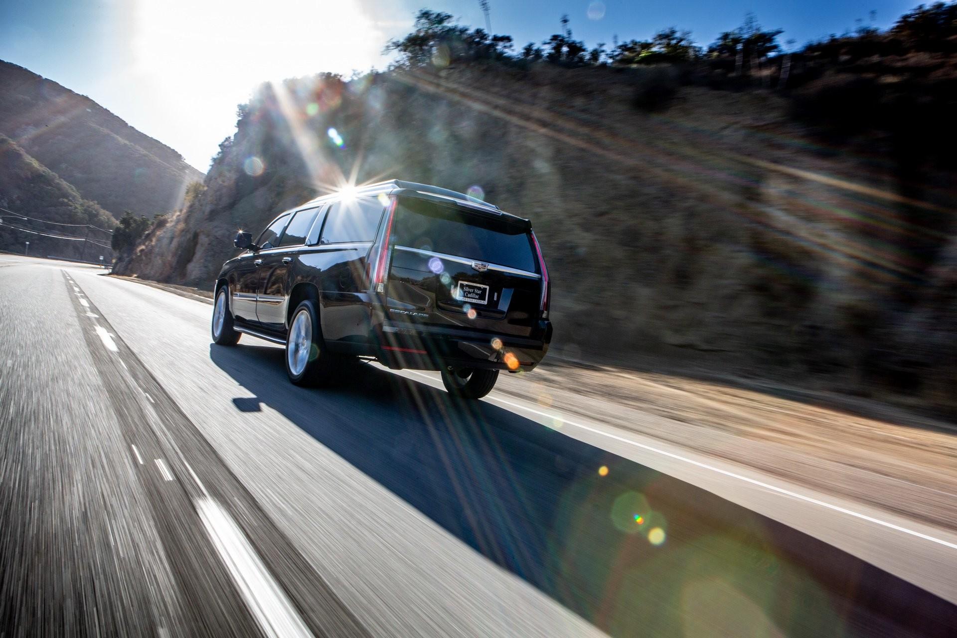 Foto de AddArmor Cadillac Escalade (11/21)