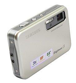 Samsung i5: cámara de tamaño reducido