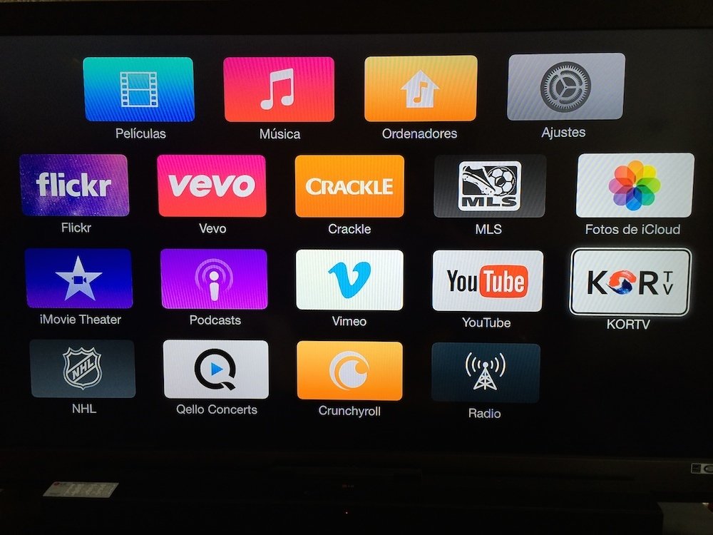 Foto de Actualización Apple TV 7.0 (5/7)