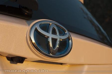 Toyota Auris Híbrido, prueba