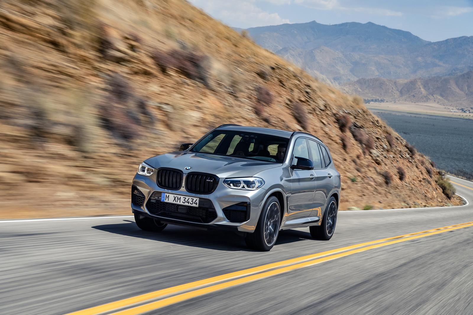 Foto de BMW X3 M 2020 (Presentación) (52/80)