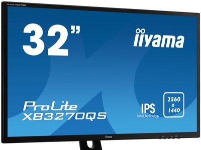 Llega más competencia en el mercado de los monitores gaming básicos con el Iiyama ProLite XB3270QS