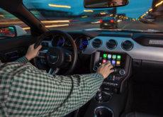 Todos los modelos 2017 de Ford tendrán Apple CarPlay y Andorid Auto, con una pequeña condición
