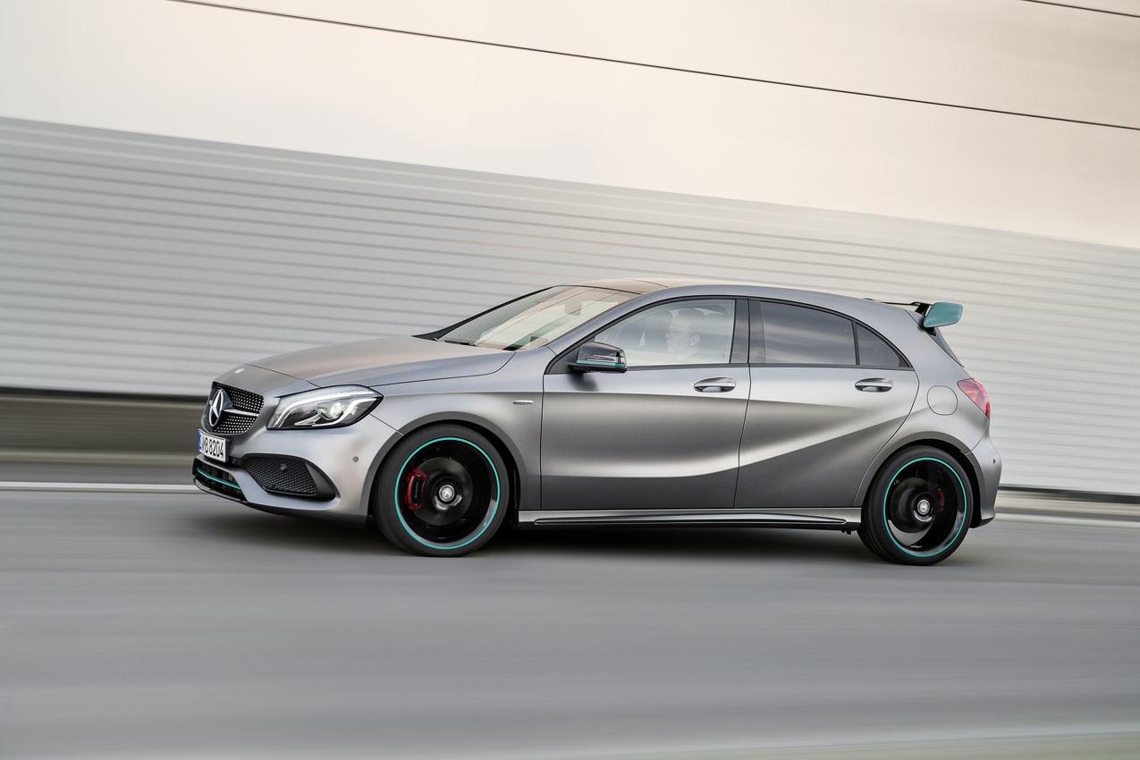 Foto de Mercedes-Benz Clase A 2015 (39/43)