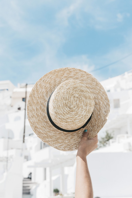 La importancia del sombrero