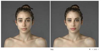 'Déjame guapa', el antes y después, un experimento que reflexiona sobre los cánones de belleza a escala global