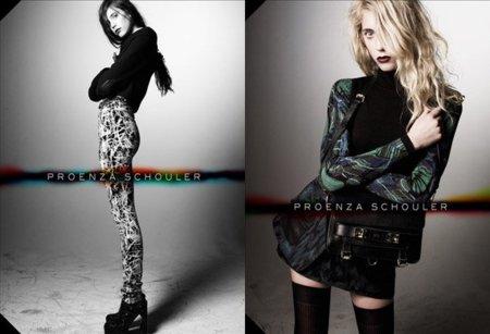 Campaña Otoño-Invierno 2010/2011 de Proenza Schouler