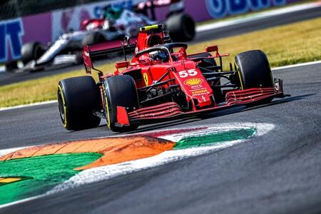 Sainz Italia F1 2021