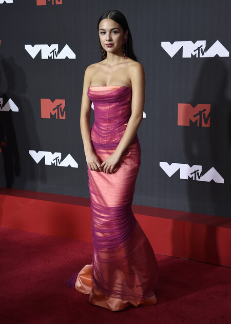 Olivia Rodrigo Versace Vma