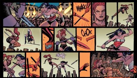 Wonder Woman y el sentido clásico de Azzarello