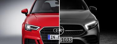 Comparativa Mercedes Clase A vs Audi A3 Sportback: ¿cuál es mejor para comprar?