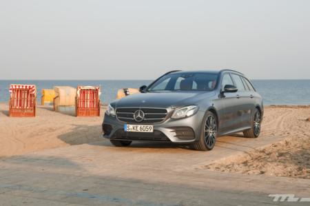 Mercedes-Benz Clase E Estate: probamos el familiar más cómodo y tecnológico de Stuttgart